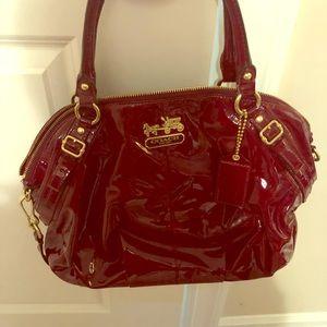 Coach Madison large Sophia handbag